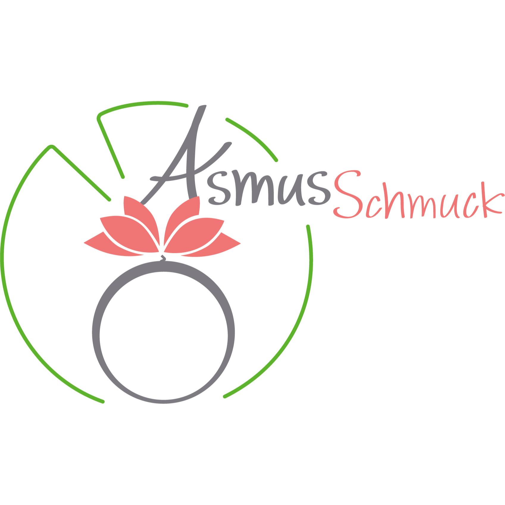 Seerose als Logo der Goldschmiede Asmusschmuck