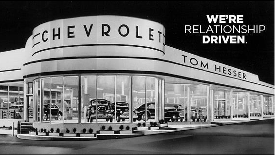Tom Hesser Chevrolet In Scranton Pa 18509