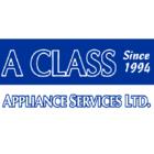 A Class Appliance Services Ltd