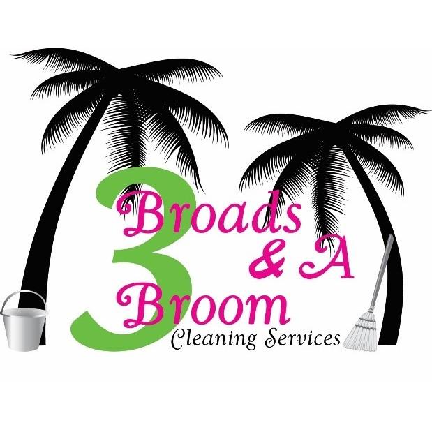3 Broads & A Broom