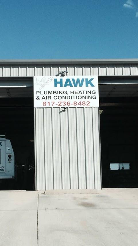 Hawk plumbing heating air conditioning inc fort worth