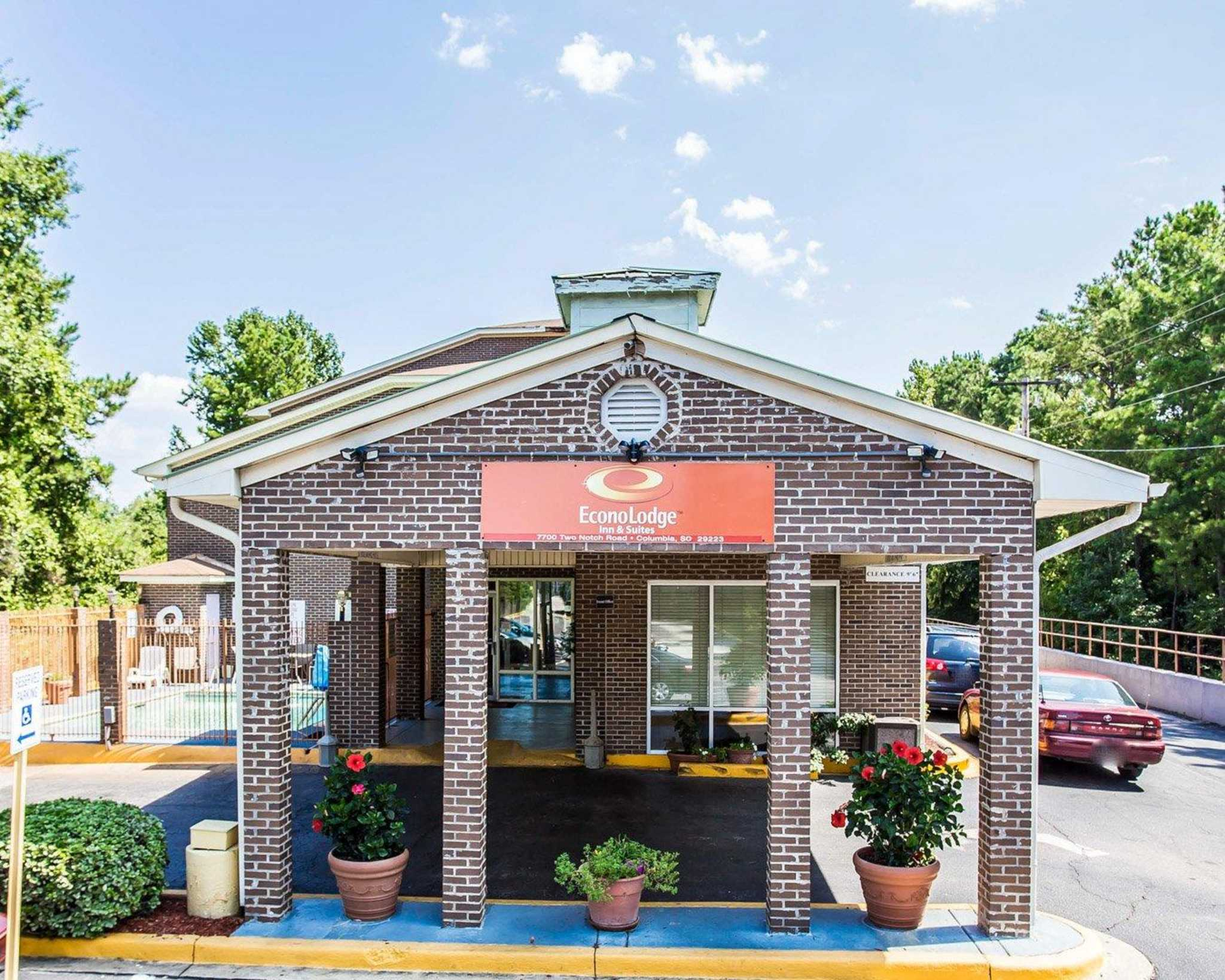 Econo Lodge Inn  U0026 Suites Fort Jackson Area  Columbia South Carolina  Sc
