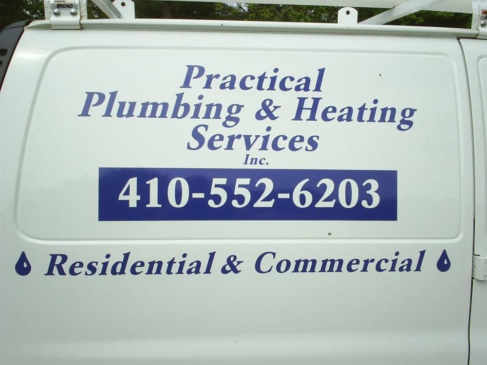Practical Plumbing & Heating Services LLC - Sykesville, MD 21784 - (410)552-6203 | ShowMeLocal.com