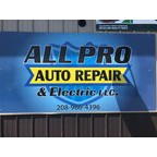 All Pro Automotive Repair and Electric LLC