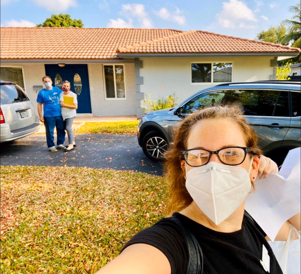 Green Realty realtors selling homes during the Covid-19 Pandemic.