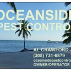 Oceanside Pest Control - Key Largo, FL - Pest & Animal Control