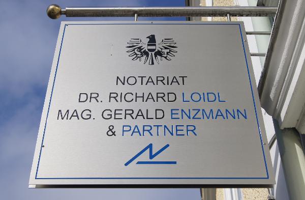 Notariat am Marktplatz Öffentliche Notare Dr. Richard Loidl, Mag Gerald Enzmann & Partner