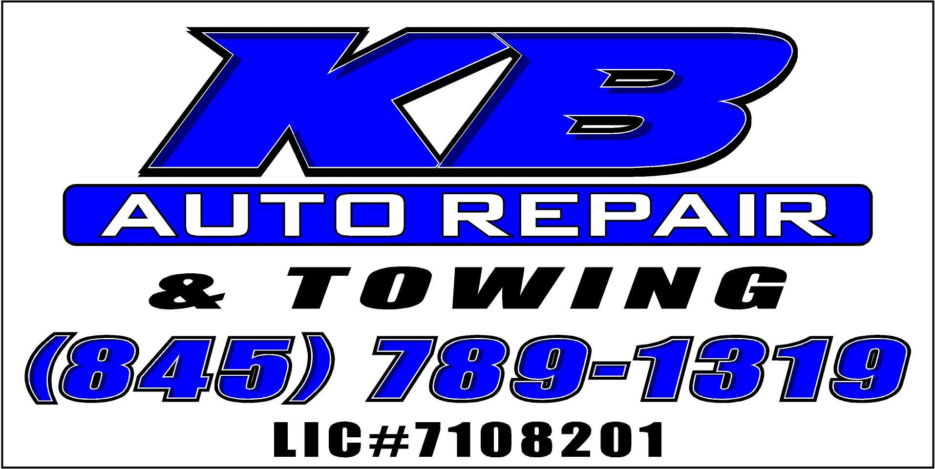 Kb Auto Repair and Towing