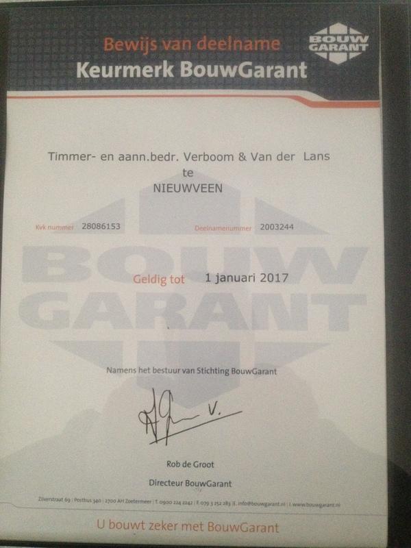 Verboom & Van der Lans BV
