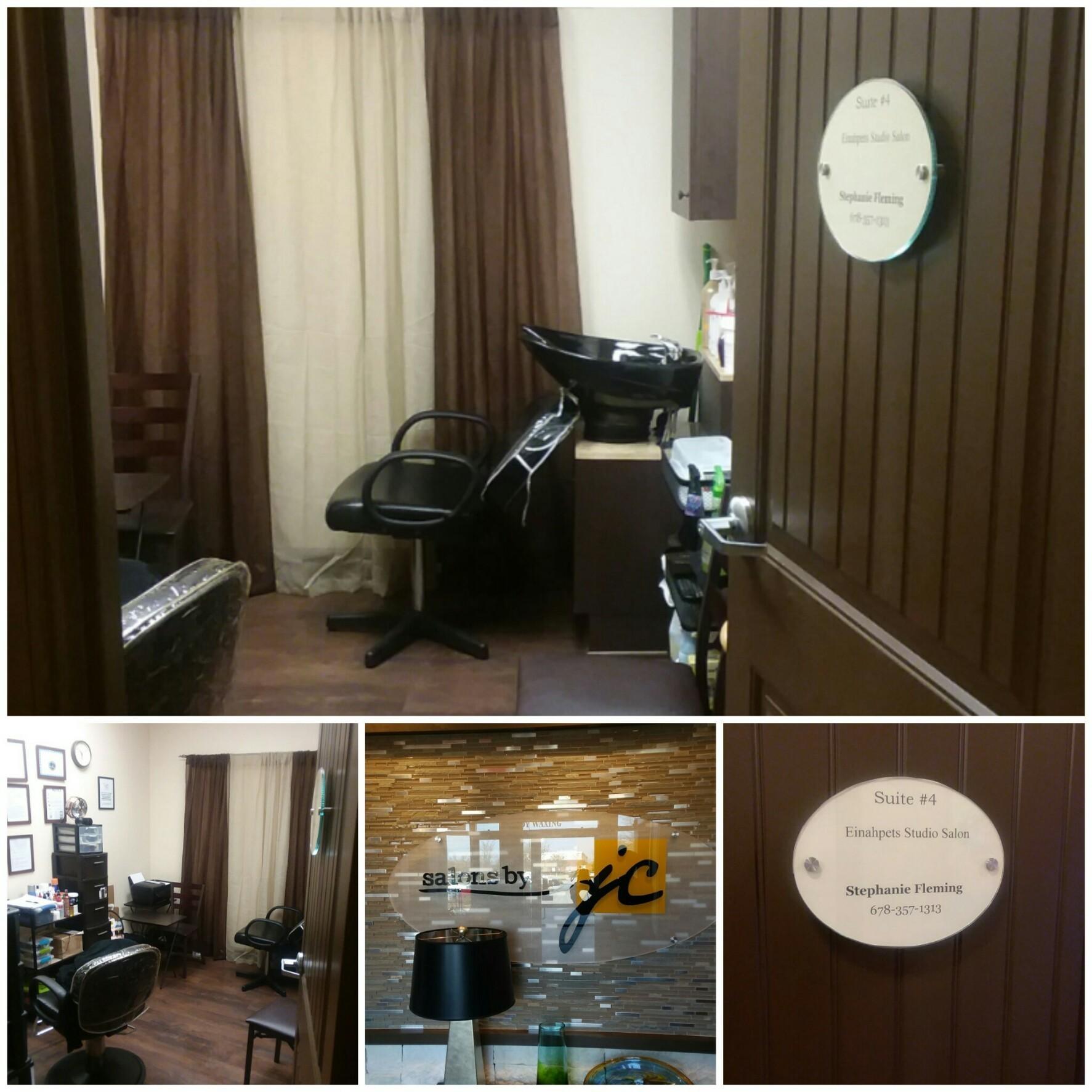 Einahpets Studio Salon