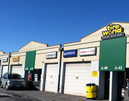 Tire World Of Frederick In Frederick Md 21704