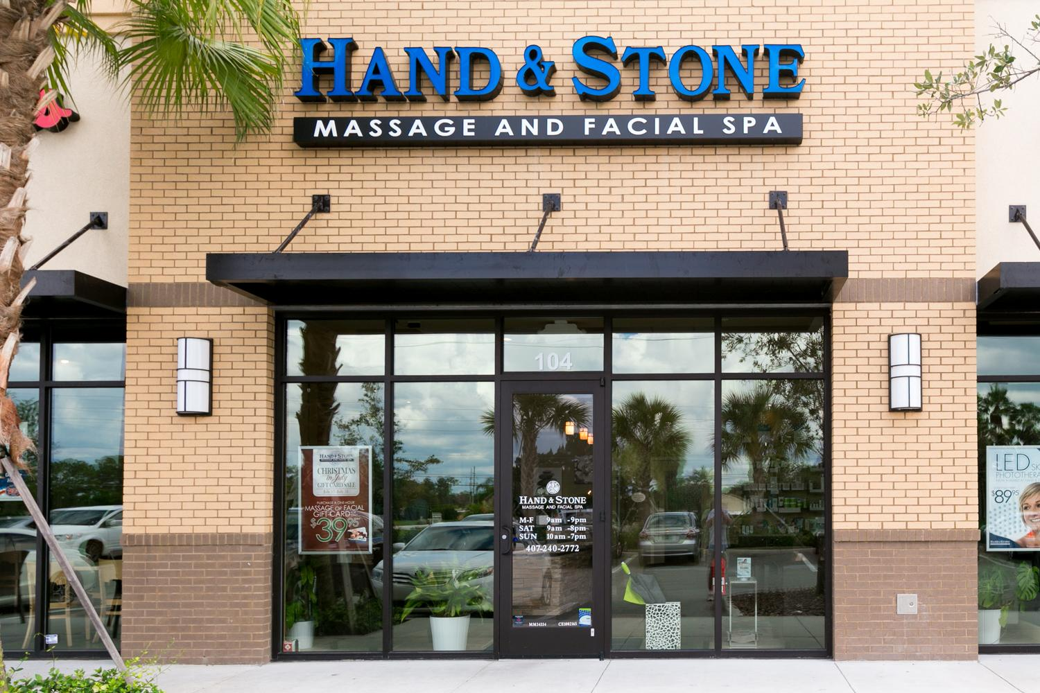 Located just north of Valencia's Lake Nona Campus, we are at 12278 Narcoossee Rd in Vickrey Plaza along with Starbucks, Jersey Mike's, Tropical Smoothie Cafe, OXXO Cleaners and Chipotle. Give us a call to make your appointment today!
