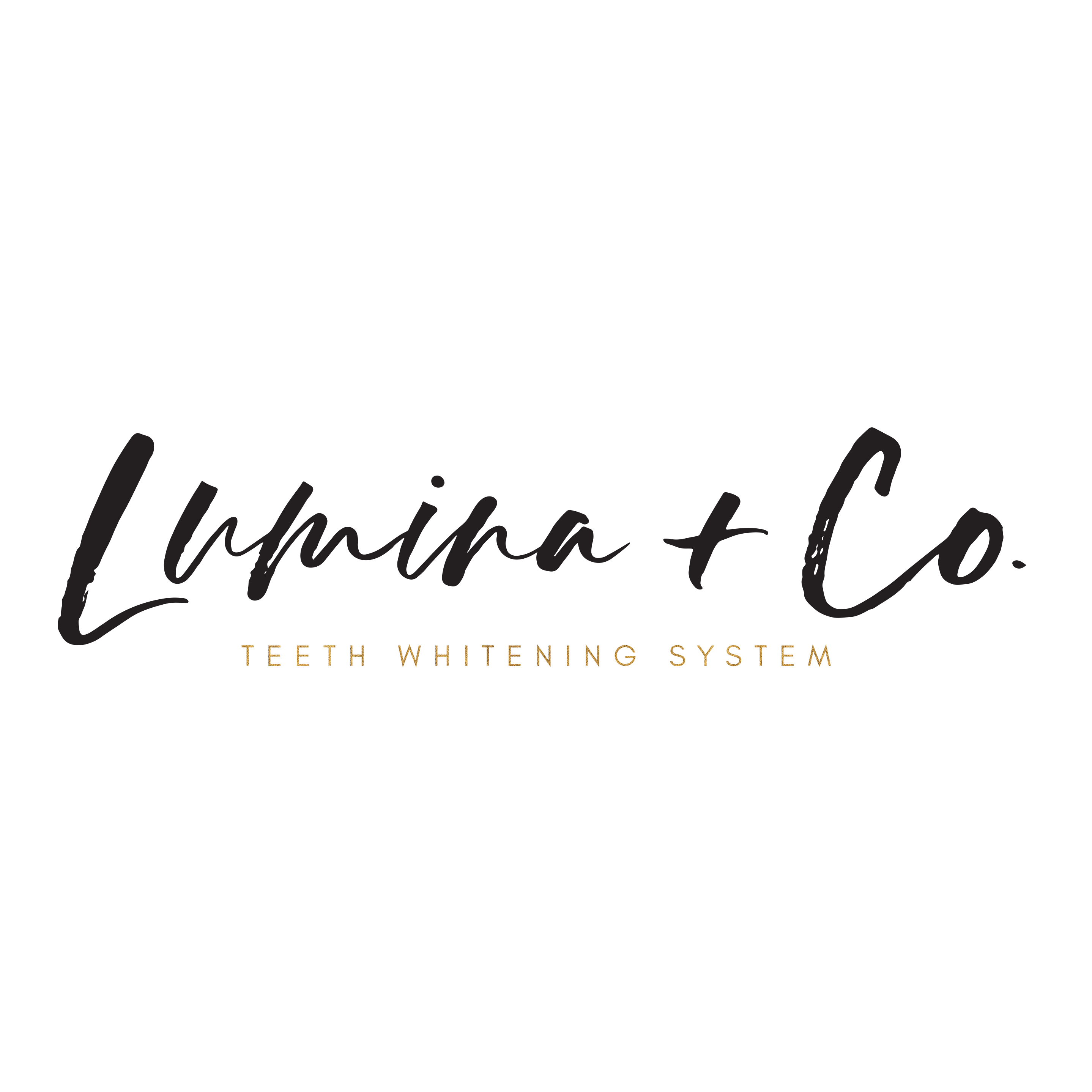 Lumina + Co. Teeth Whitening System
