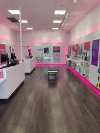 Interior photo of T-Mobile Store at Fresh River Rd & Calef Hwy, Epping, NH