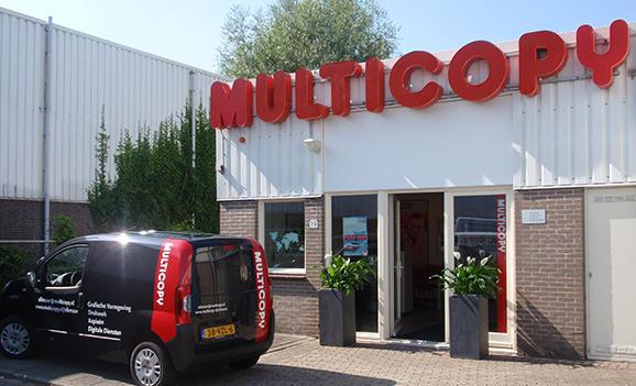 Multicopy The Communication Company | Alkmaar (GESLOTEN)