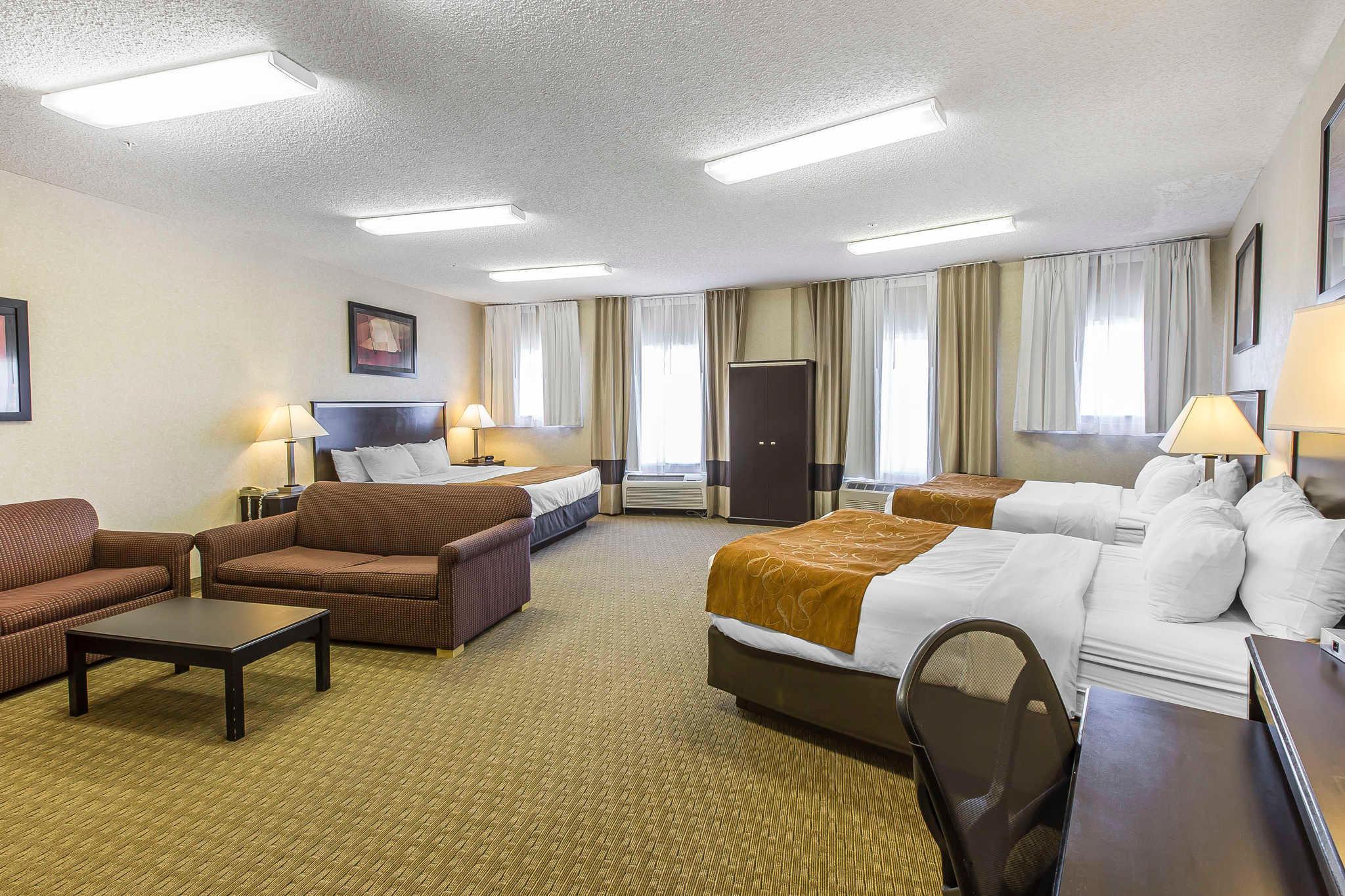 Comfort Suites Summit County Dillon Colorado Co