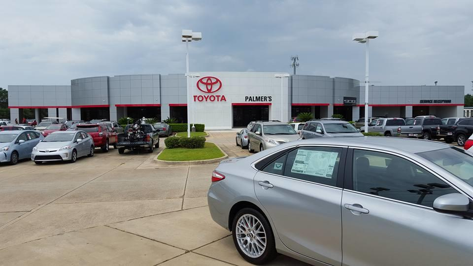 palmer s toyota superstore mobile alabama al