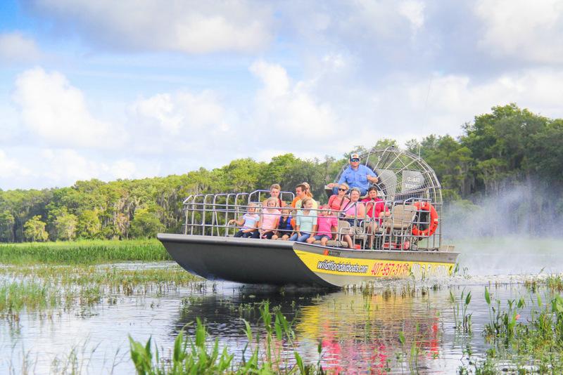 Wild Florida Airboats & Gator Park image 0