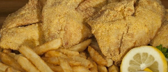 Jj fish and chicken in oakland ca 94621 for Jordan s fish and chicken menu