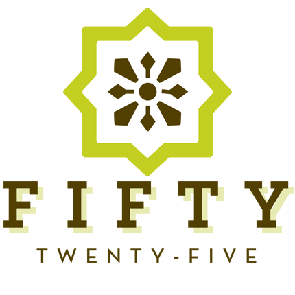 Fifty Twenty-Five
