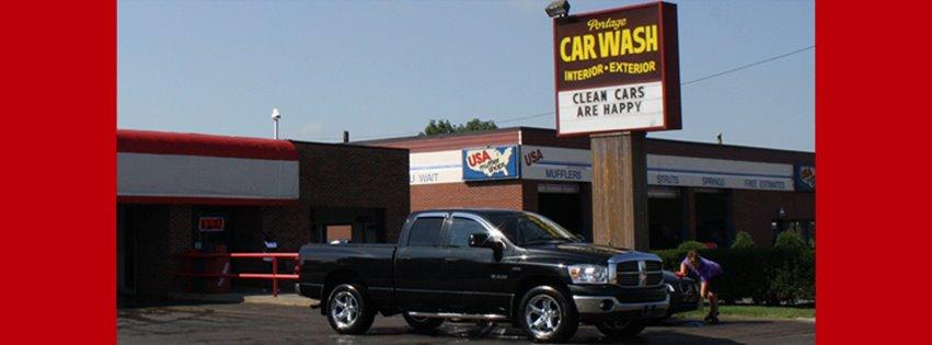 Portage Car Wash