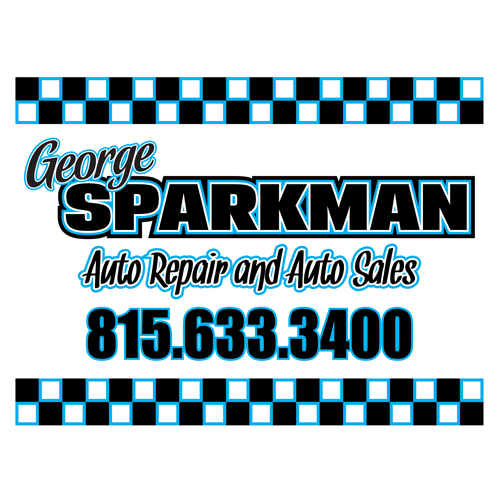 George Sparkman Auto Repair And Auto Sales - Loves Park, IL - General Auto Repair & Service