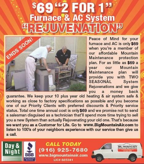 Furnace Tune Up Specials Near Me