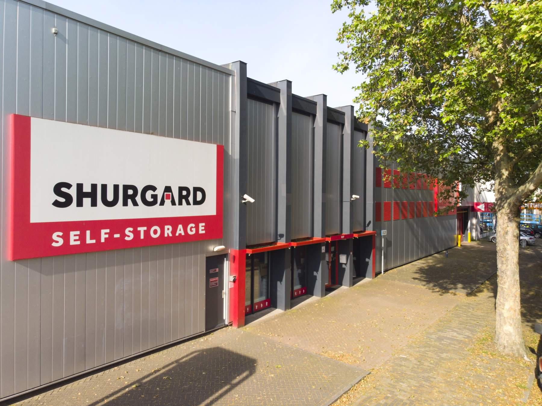 Shurgard Self Storage Eindhoven Centrum
