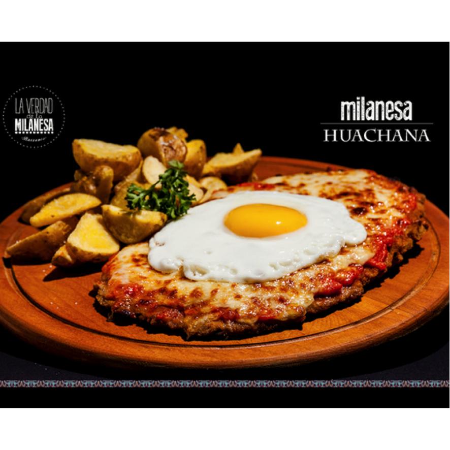 Mica's Milanesas