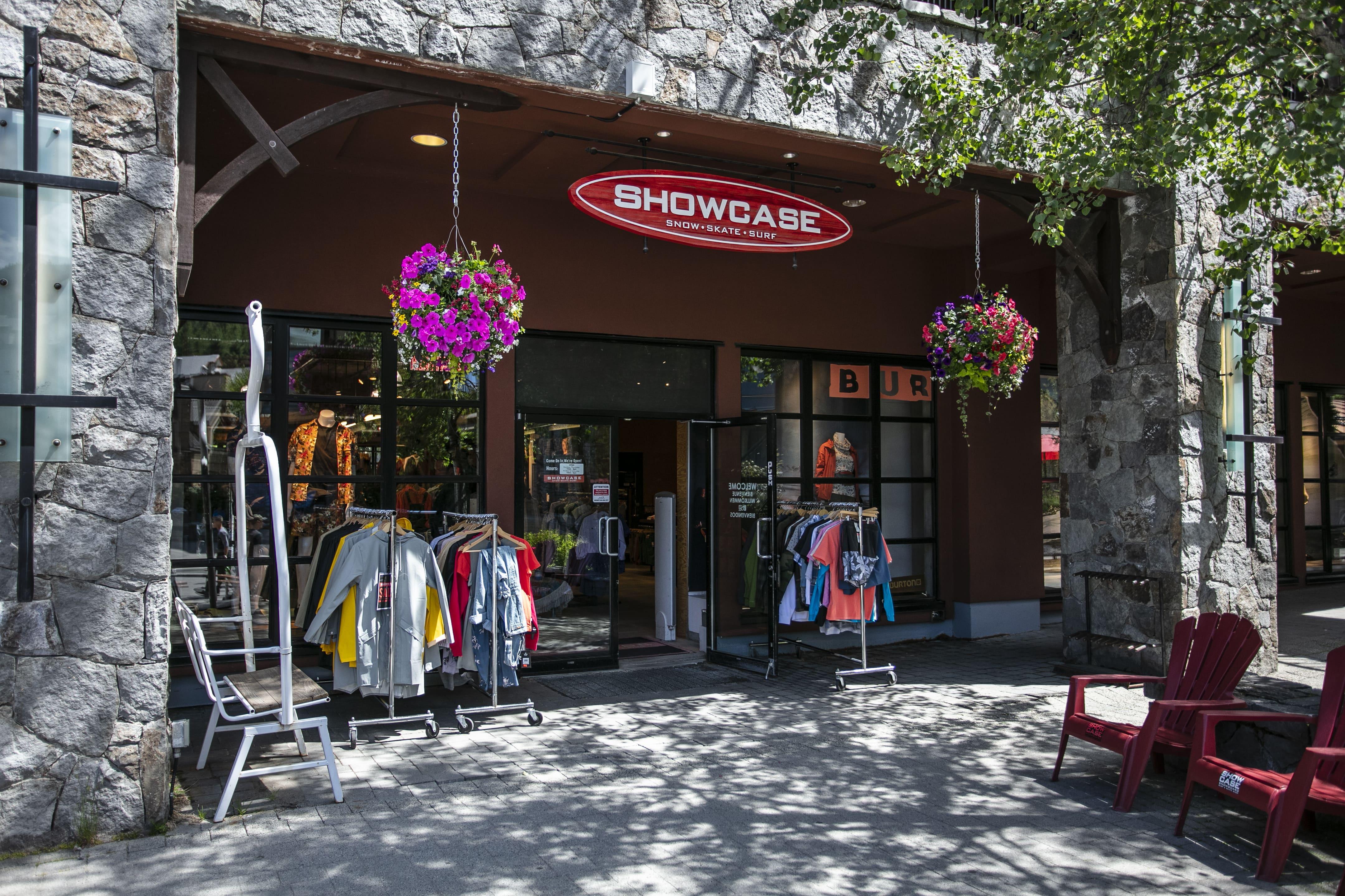 Showcase Snowboards in Whistler