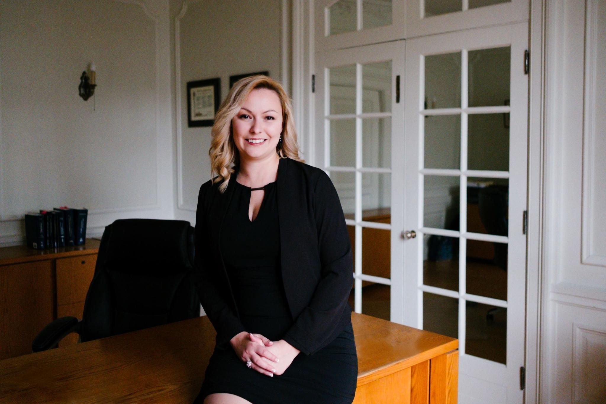 Me Audrey-Elizabeth Picard, avocate criminaliste à Gatineau