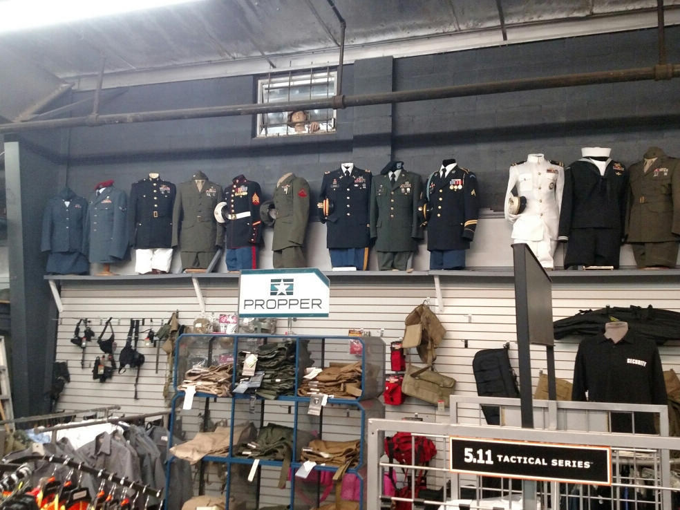 Clothing stores in marietta ga