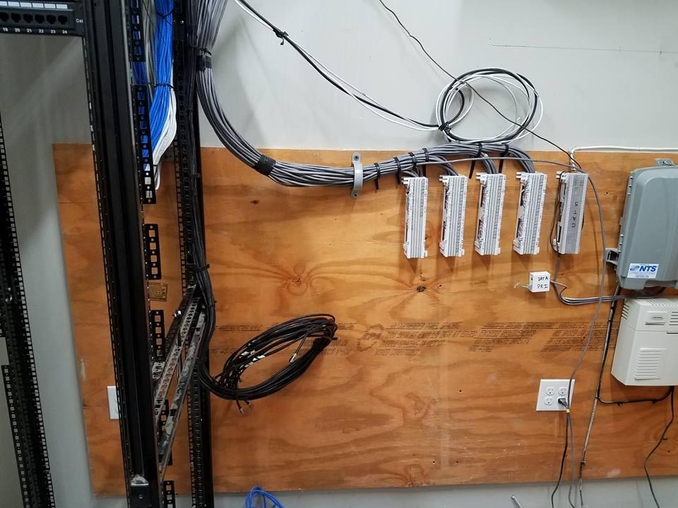 Cable and security system install Texas Homeland Security & Sound Lubbock (806)771-6810