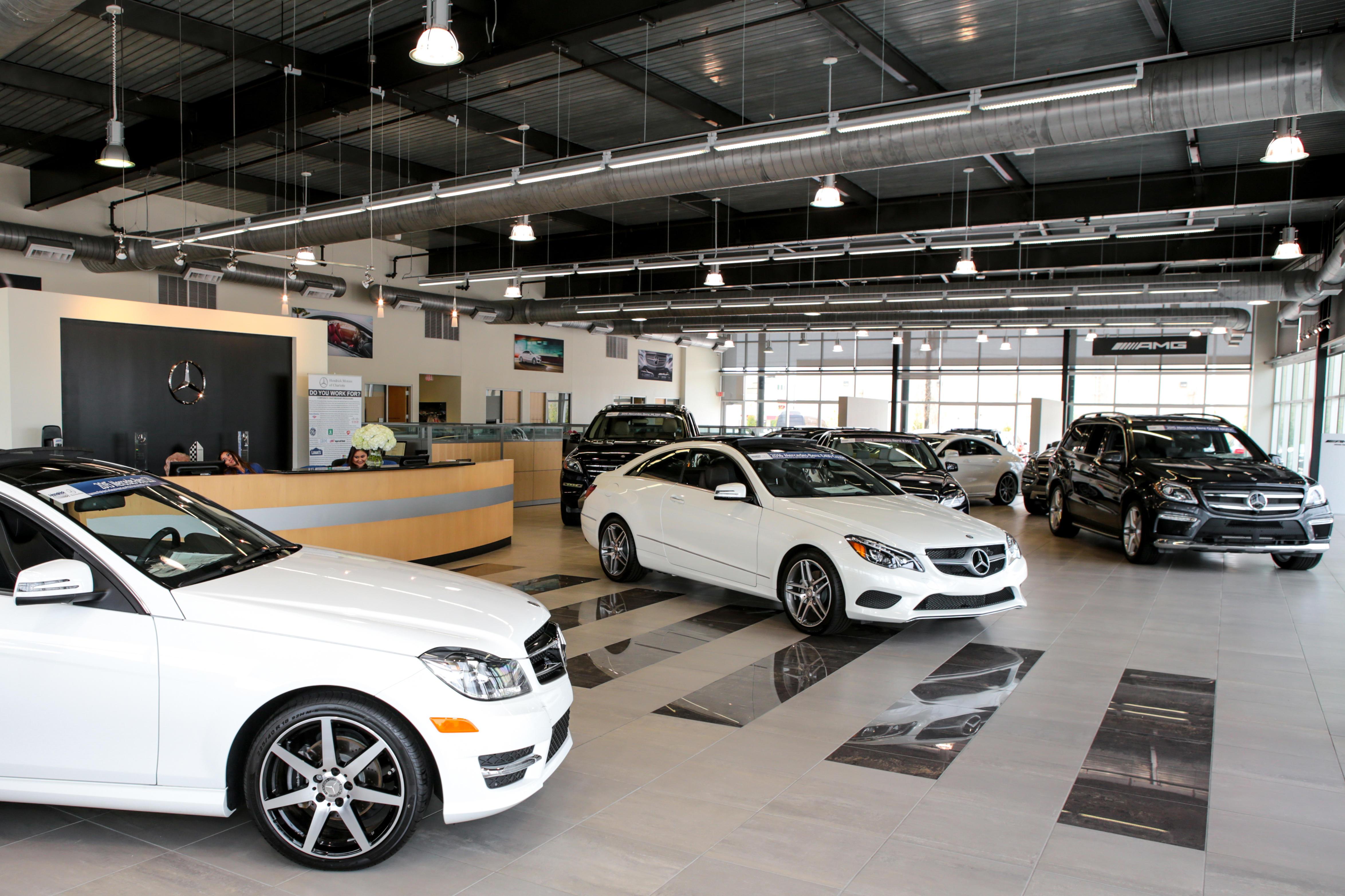 Hendrick Motors of Charlotte - Mercedes-Benz, Charlotte ...