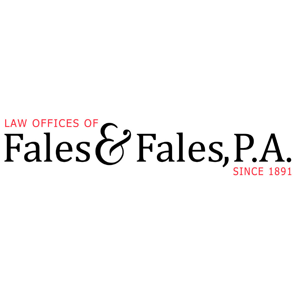photo of Fales & Fales, P.A.