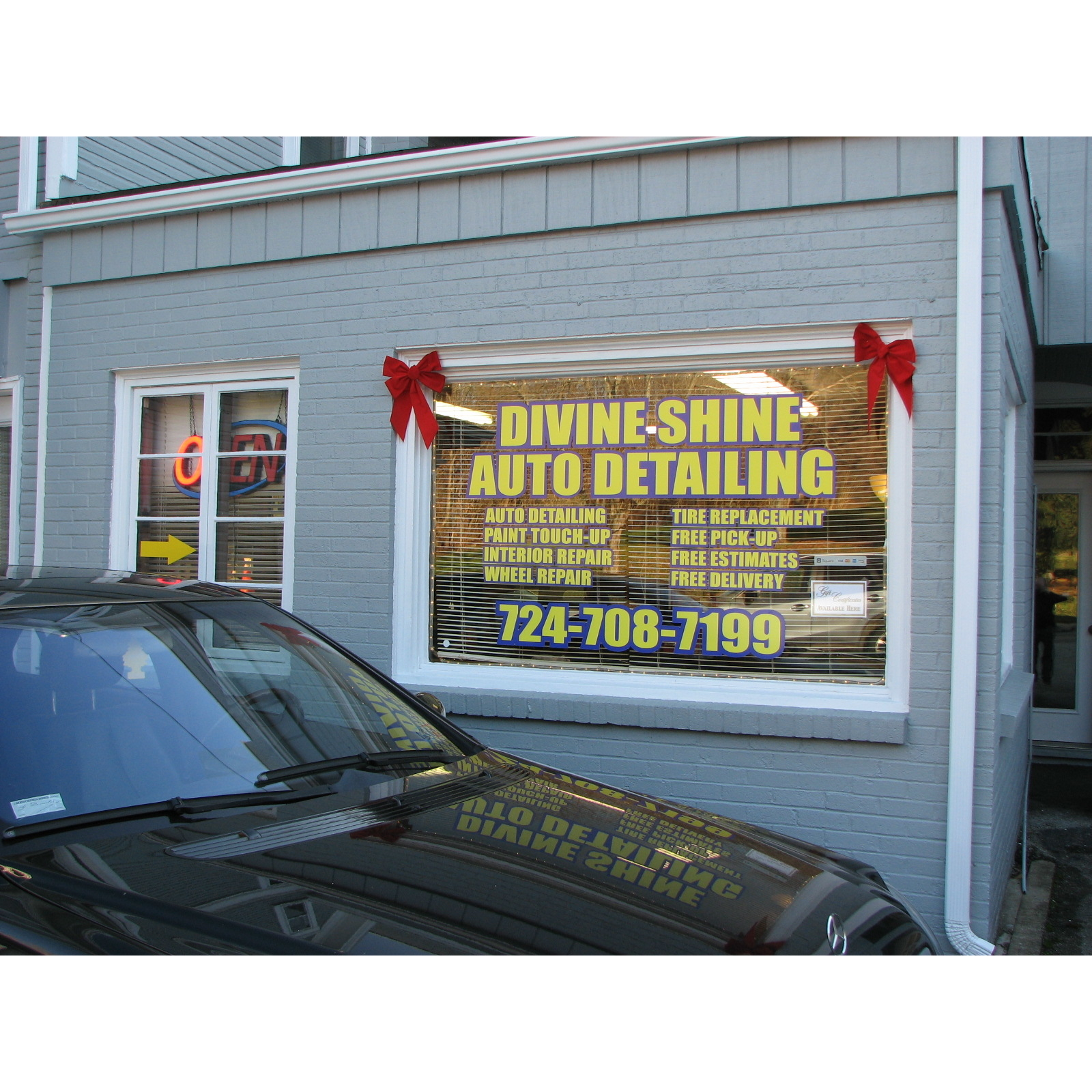 The Car Wash Detailing North Randall Ohio: DIVINE SHINE AUTO DETAILING In Greensburg, PA