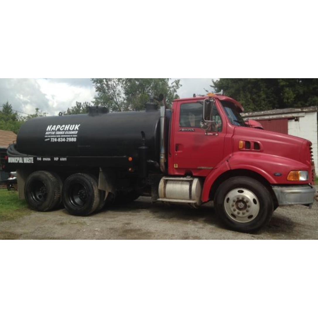 Hapchuk Sanitation Company - Greensburg, PA - Septic Tank Cleaning & Repair