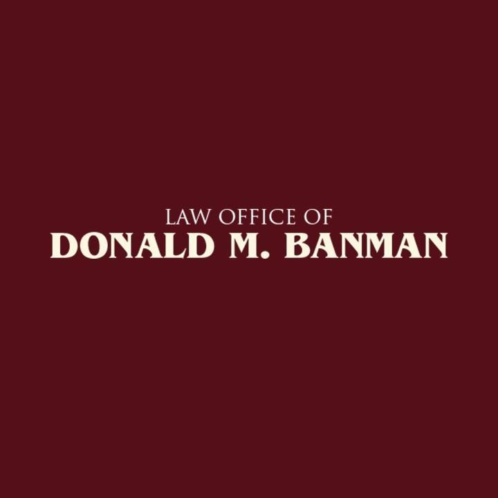 Banman, Donald M.