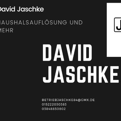 Entrümpelungsdienst Jaschke Inh. David Jaschke