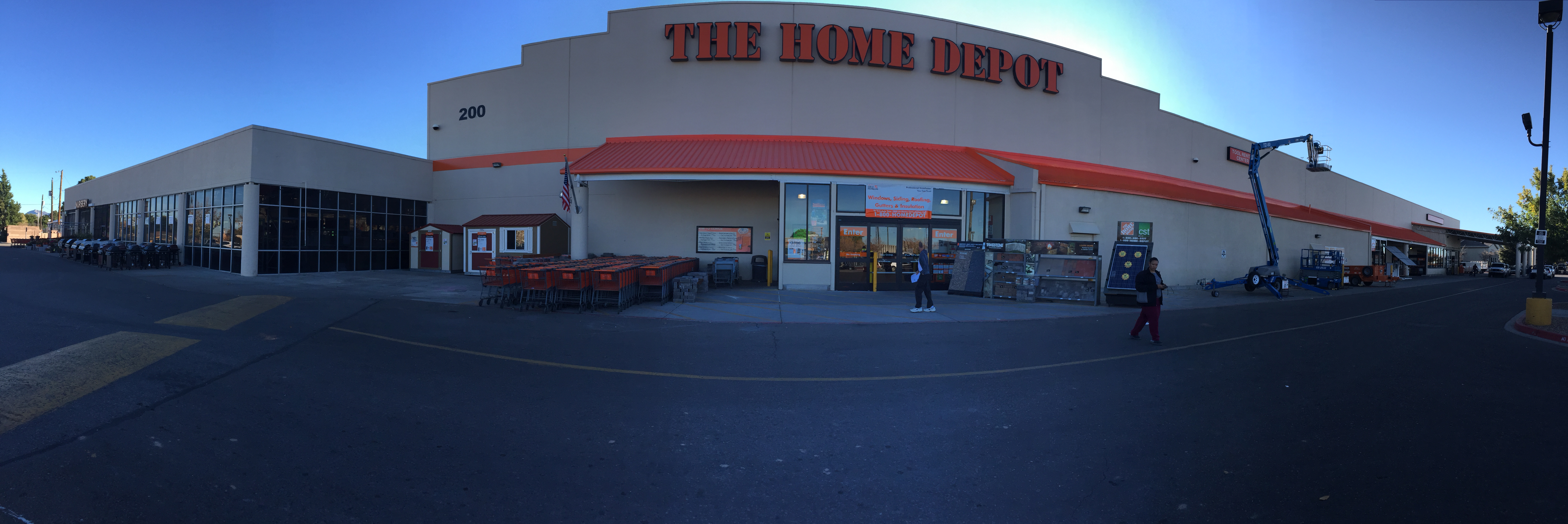 The Home Depot Albuquerque New Mexico Nm