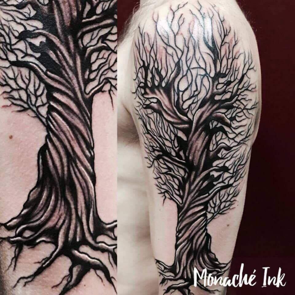Monaché Ink Studio Tatuażu Artystycznego Monika Grala