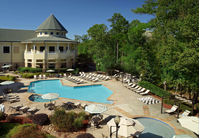 Atlanta Evergreen Marriott Conference Resort Stone