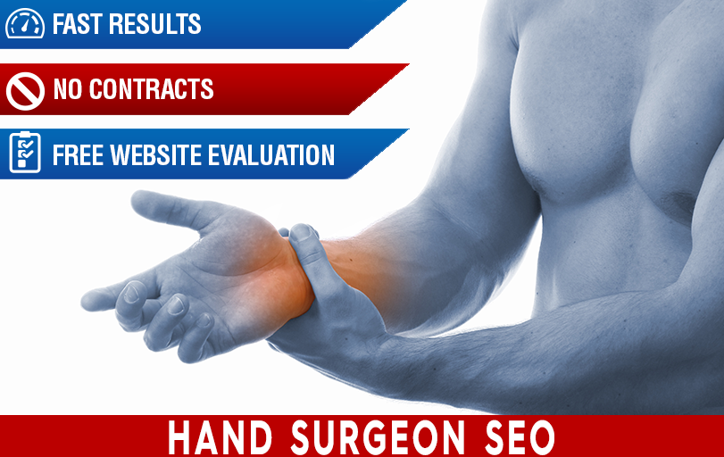Hand Surgeon SEO Cincinnati