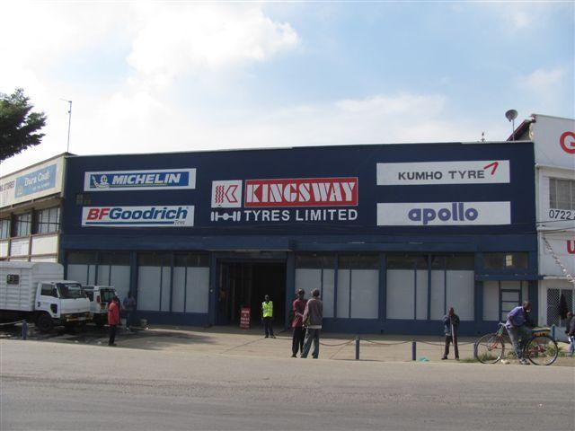Kingsway Tyres - Nakuru