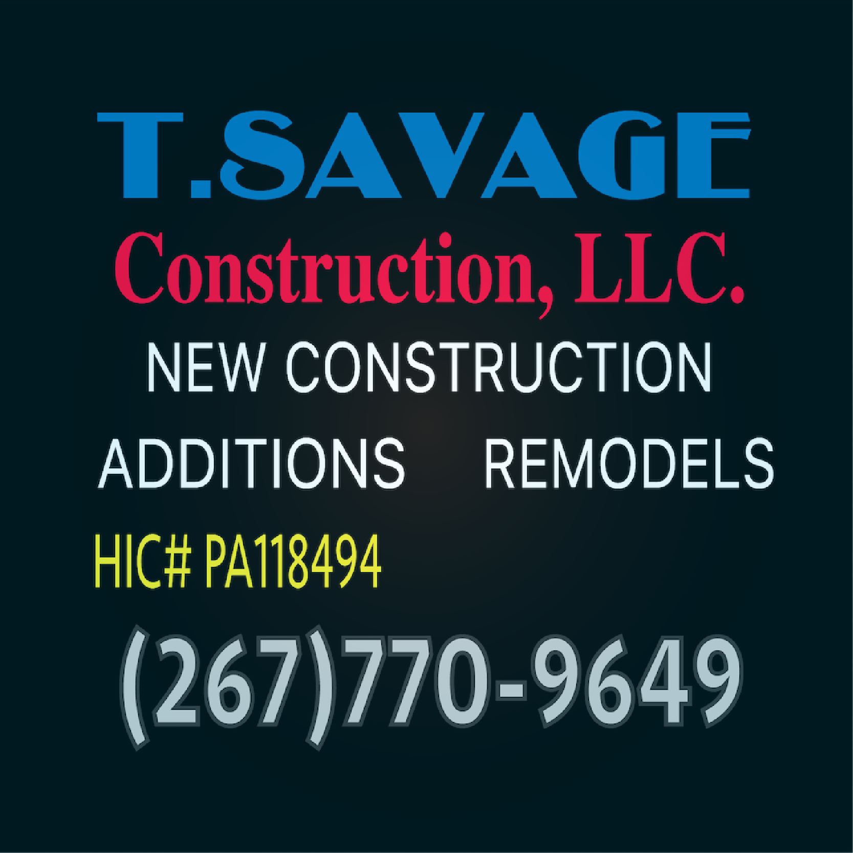 T.Savage Construction, LLC