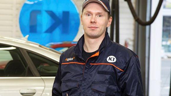 K1 Katsastus Jyväskylä Seppälänkangas