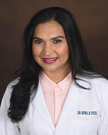 Podiatrist Mital Patel