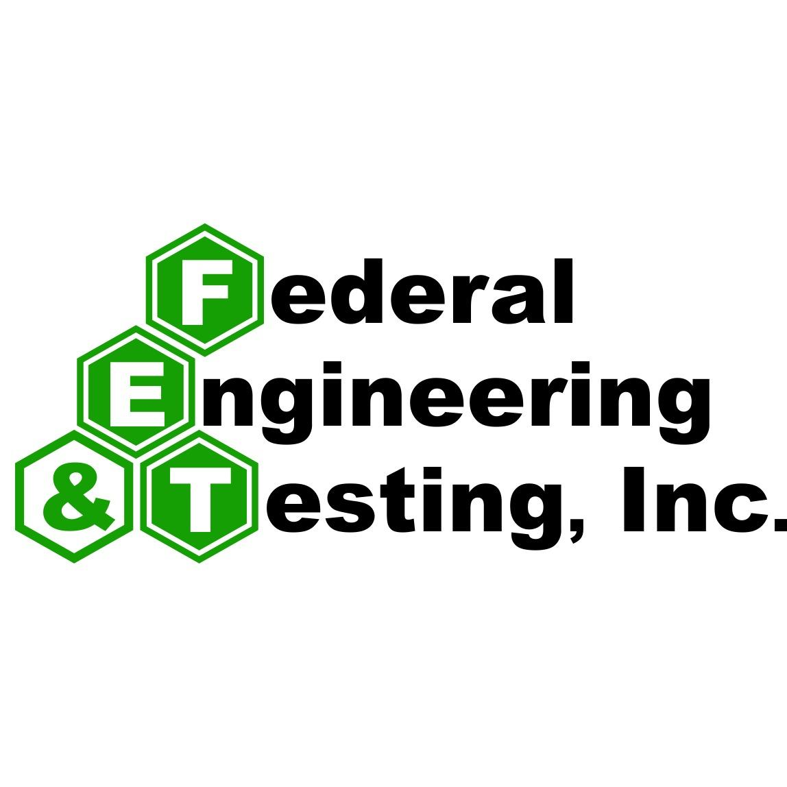Federal Engineering and Testing, Inc.