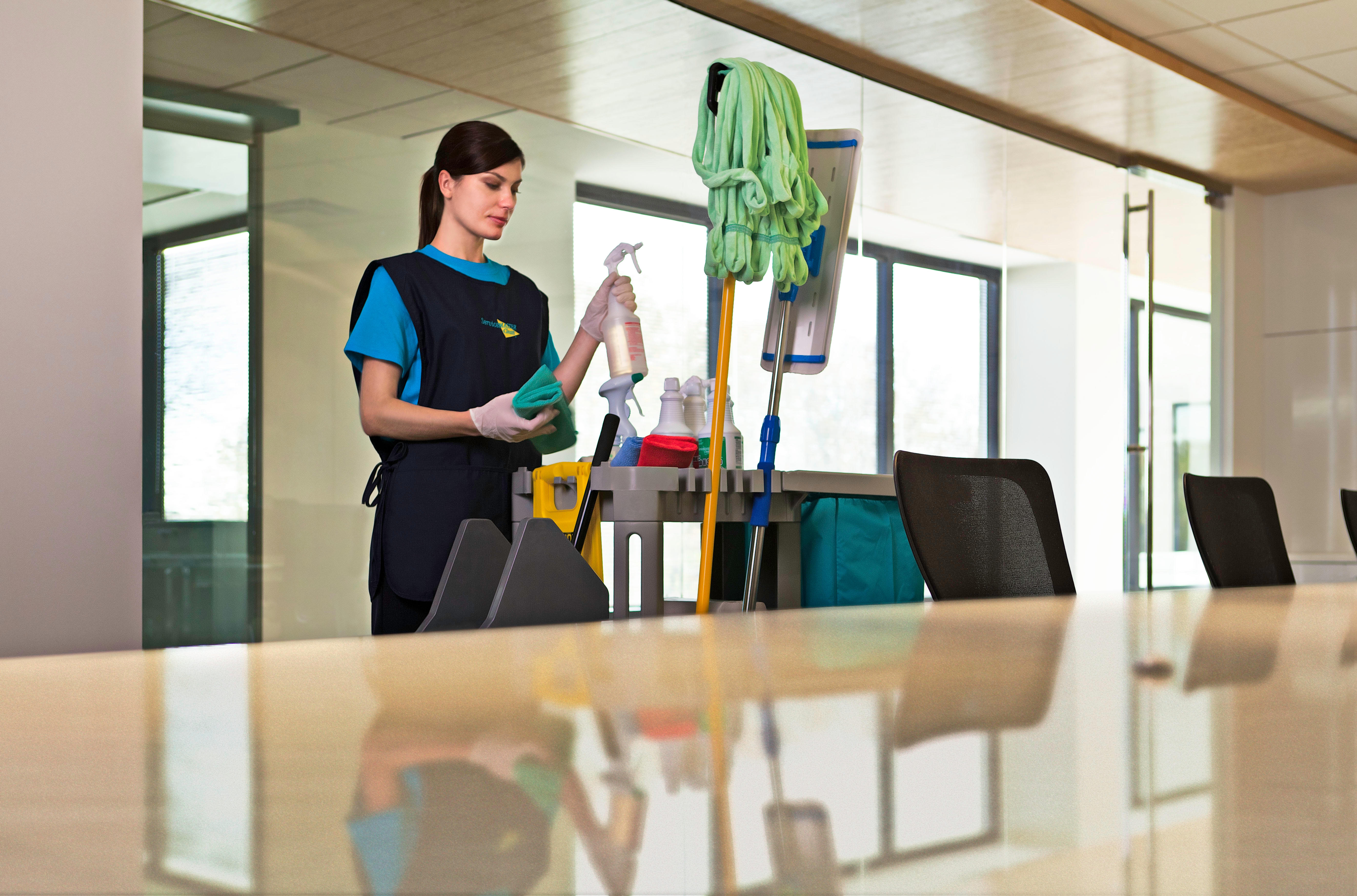 ServiceMaster Commercial Cleaning by A Better Choice