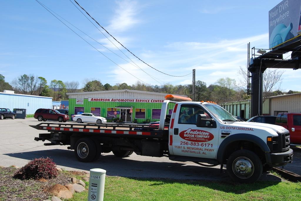 anderson motor company in huntsville al 35803
